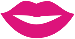 How Big Lips Came To Be - by Elma Aman [Infographic]