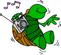 Clip Art Activities Listening To Music   PicGifs.com