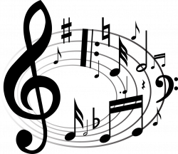 notas musicales dibujos para imprimir - Buscar con Google ...