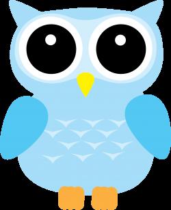 Blue Owl Clipart & Blue Owl Clip Art Images #1434 - OnClipart