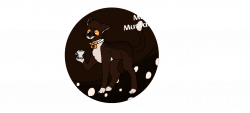 Autumn Cat Adopt [Milk Mustache] by MintyEvergreen on DeviantArt