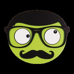 Mr. Mustache - 37 cm - NeXtime International