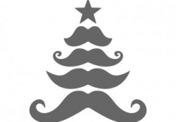 Mustache Clipart tree 20 - 330 X 230 Free Clip Art stock ...