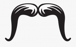Moustache Clipart Stache - Trucker Mustache Clipart #1816258 ...