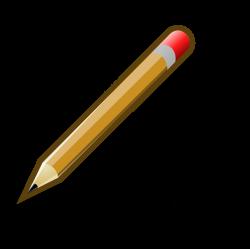 Pencil clipart small - Pencil and in color pencil clipart small