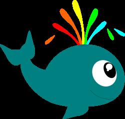 Aquatic animal Deep sea creature Whale Clip art - whale 2400*2292 ...