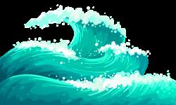 Wind wave Dispersion Clip art - Blue atmosphere wave pattern 5231 ...