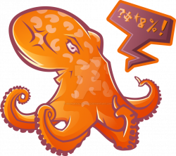 Angry Octopus by 88angryoctopus88 on DeviantArt