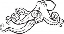 File:Octopus clipart.svg - Wikimedia Commons