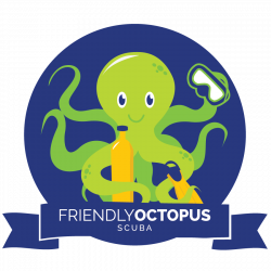 Friendly Octopus Scuba | How long do you stay down?