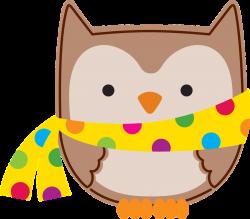Corujas 4 - Minus | Mushroom Clip Art | Pinterest | Owl, Clip art ...