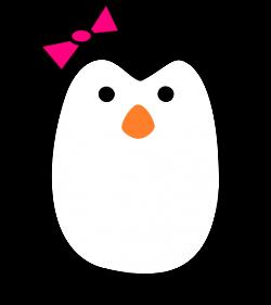 Girl Penguin Clip Art | Clipart Panda - Free Clipart Images