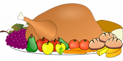 Attractive First Thanksgiving Table Clipart 20 Dinner Feast 1 Jpeg ...