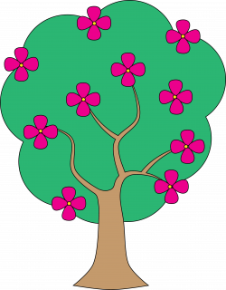 Jungle Trees Clipart