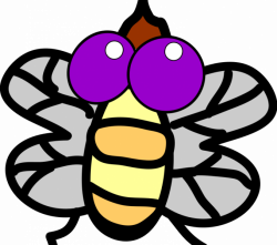 Fly Clipart Free fly clip art clipart panda free clipart images cow ...