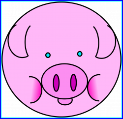 Cute Baby Pig Clipart at GetDrawings.com | Free for personal use ...