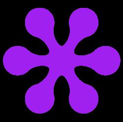 Color Purple Clipart | Clipart Panda - Free Clipart Images