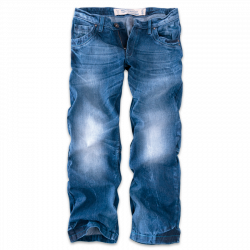 Jeans Fifteen | Isolated Stock Photo by noBACKS.com