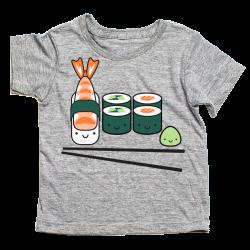 Kawaii sushi t- shirt | Whistle & Flute | Pinterest | Kawaii ...