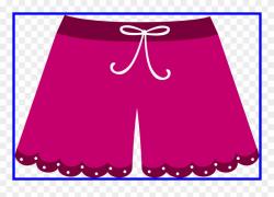 Clipart Pants Khaki Shorts - Png Download (#2931837 ...