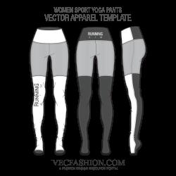 pants design template - Acur.lunamedia.co