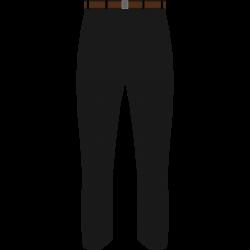 Images of Black Sweatpants Clipart - #SpaceHero