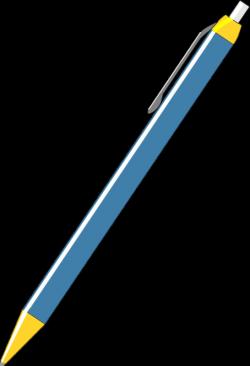 The ball pen ANALOGY