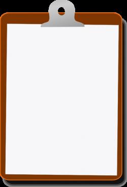 Clipboard 01 Clipart | i2Clipart - Royalty Free Public Domain Clipart