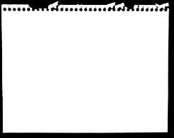 torn piece of paper png - Buscar con Google   Marcos y bordes ...