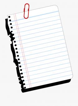 Paper Student Notebook Homework Teacher Blank Notebook ...