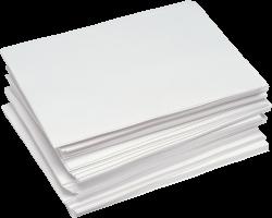 Stack Of Paper transparent PNG - StickPNG