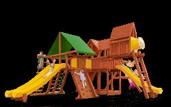 Megaset 4 | Woodplay Playsets