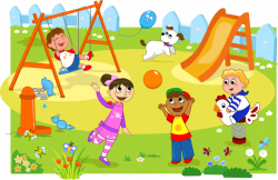 19 Playground clipart HUGE FREEBIE! Download for PowerPoint ...