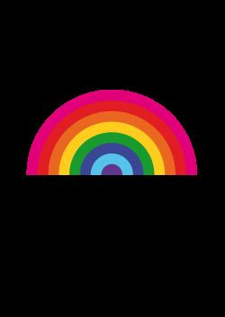 OnlineLabels Clip Art - Ostadarra Arcoiris Rainbow