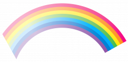 Rainbow PNG Clipart | Gallery Yopriceville - High-Quality Images ...