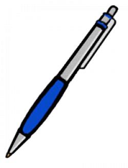 Free Pen Clipart Pictures - Clipartix