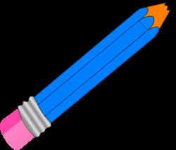 Pencil Clip Art at Clker.com - vector clip art online, royalty free ...