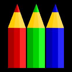 Clipart - Pencils