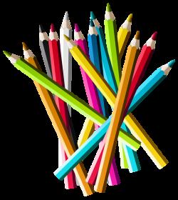 Colorful Pencils PNG Clipart Picture | Bonitas imagenes | Pinterest ...