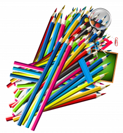School Pencil Decor PNG Clipart | Gallery Yopriceville - High ...