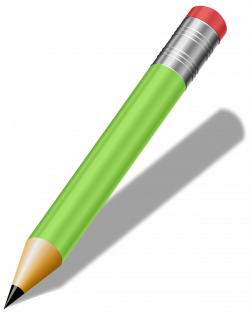 Pencil | Free Stock Photo | Illustration of a pencil | # 14189