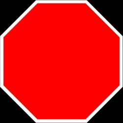 Stop Sign Clipart   jokingart.com