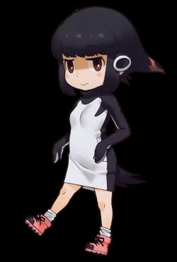 Adélie Penguin - Japari Library, the Kemono Friends Wiki