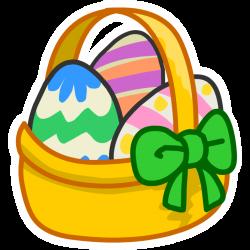Easter Basket Pin | Club Penguin Wiki | FANDOM powered by Wikia