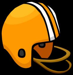 Football Helmet   Club Penguin Wiki   FANDOM powered by Wikia