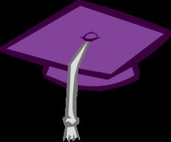 Image - Purple Graduation Cap.png | Club Penguin Wiki | FANDOM ...