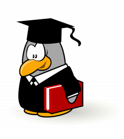 File:Penguin student by mimooh.svg - Wikimedia Commons