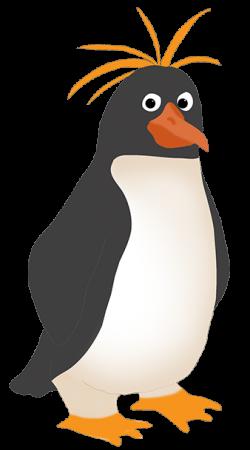 clipart of Royal penguin   vbs 2018   Clip art, Penguins ...