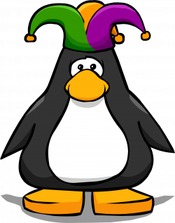 Club Penguin Party hat Wikia - Jester Hat Clipart 1380*1757 ...
