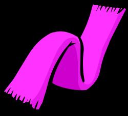 Pink Scarf | Club Penguin Wiki | FANDOM powered by Wikia